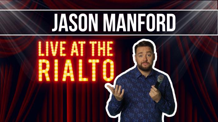 Jason Manford - On The Spot