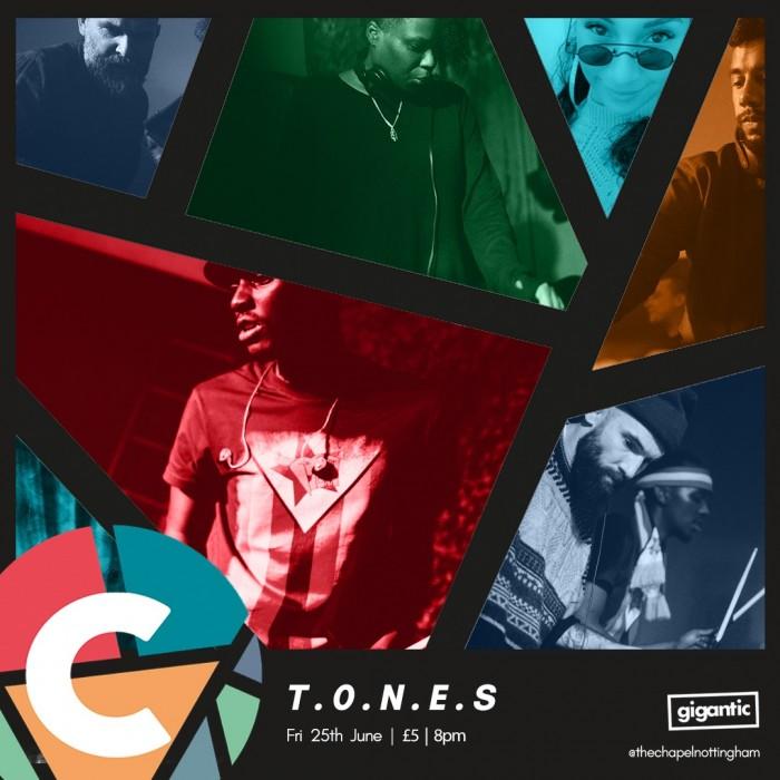 T.O.N.E.S