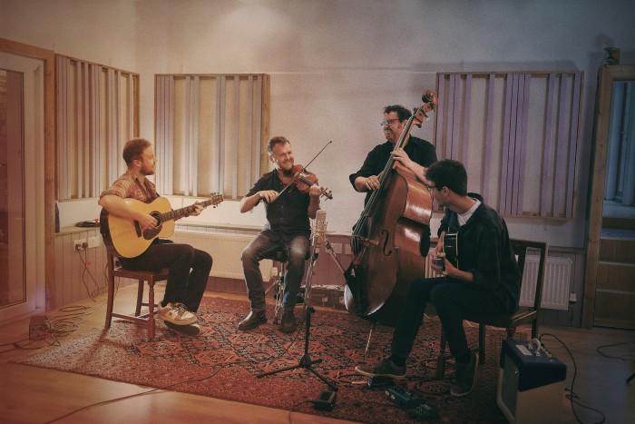 The Sam Sweeney Band