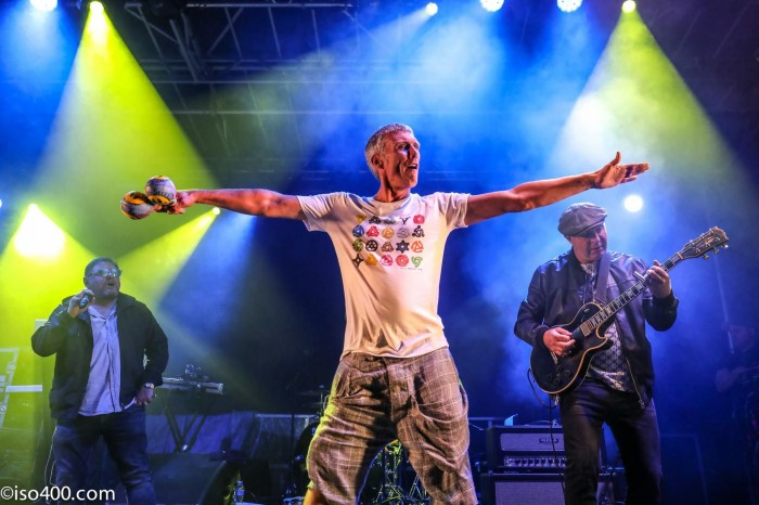 An Evening With - Bez (Happy Mondays)