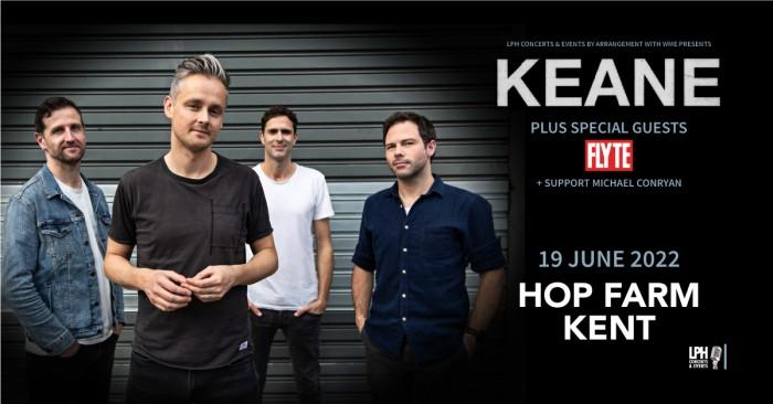 Keane   The Hop Farm