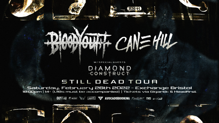 Blood Youth & Cane Hill at Exchange, Bristol