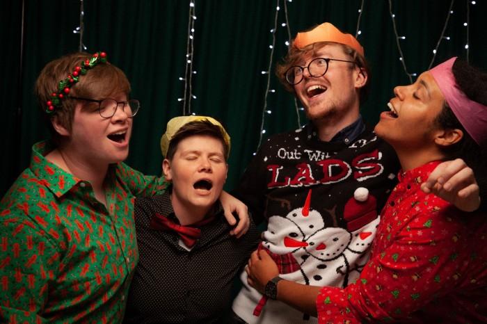 Grace Petrie's Lefty Christmas