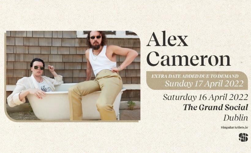 Alex Cameron tickets