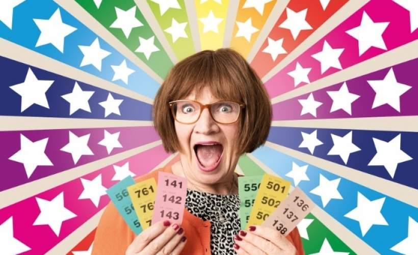 Barbara Nice: Raffle tickets