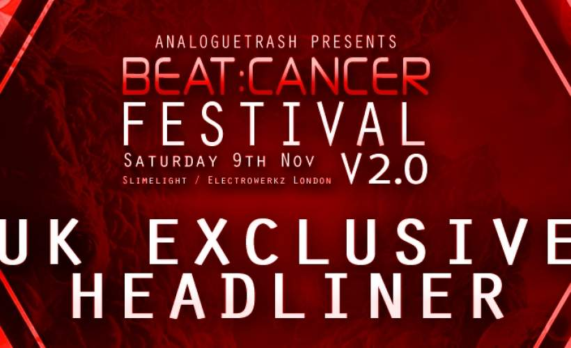Beat:Cancer Festival v2.0 tickets