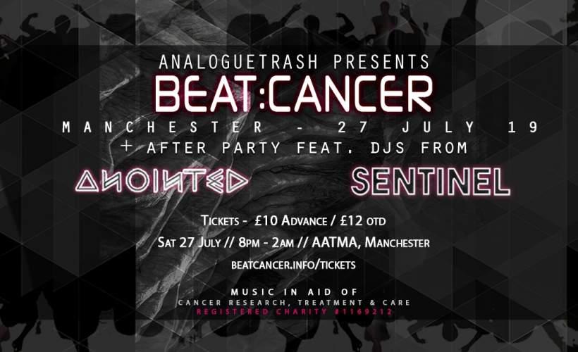 Beat:Cancer Manchester tickets