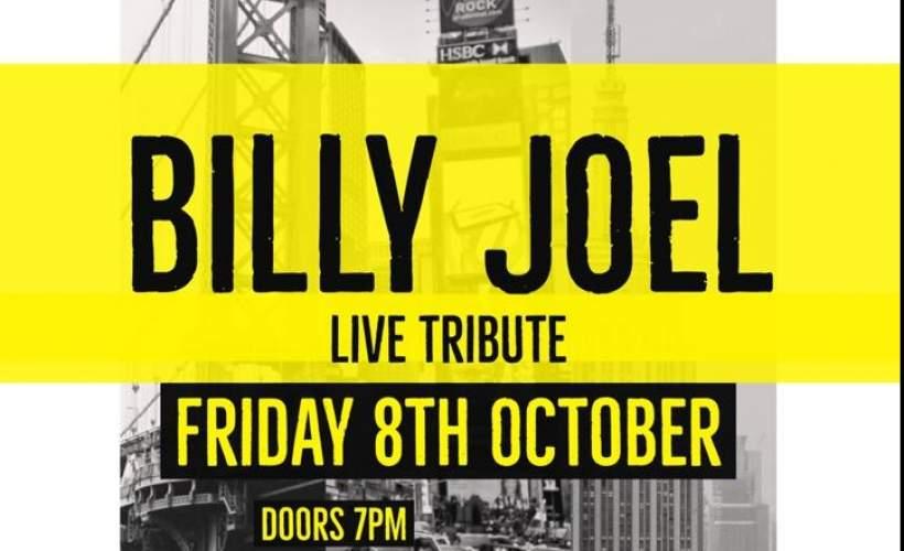 Billy Joel - Live Tribute tickets