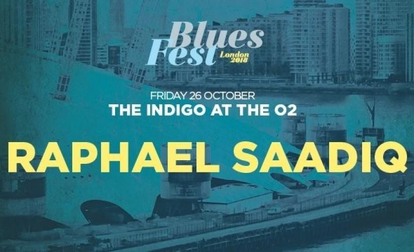 Bluesfest 2018: Raphael Saadiq tickets