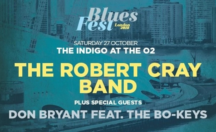 Bluesfest 2018: Robert Cray tickets