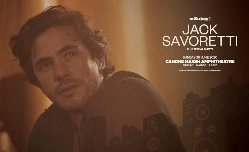 Bristol Sounds - Jack Savoretti  tickets