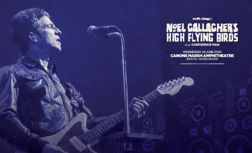 Bristol Sounds - Noel Gallagher's High Flying Birds   tickets