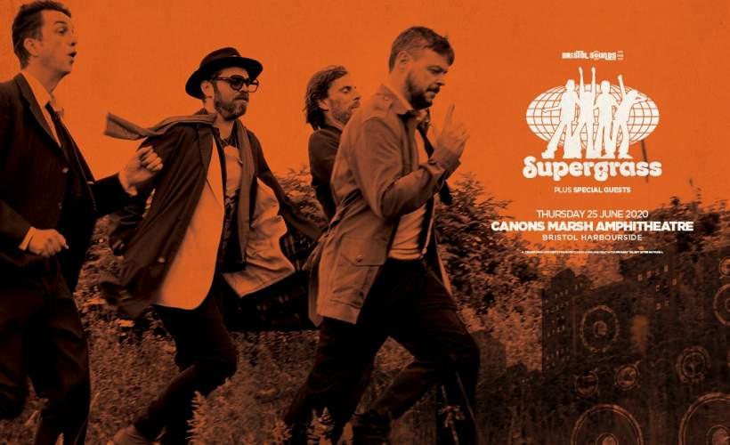 Bristol Sounds - Supergrass tickets