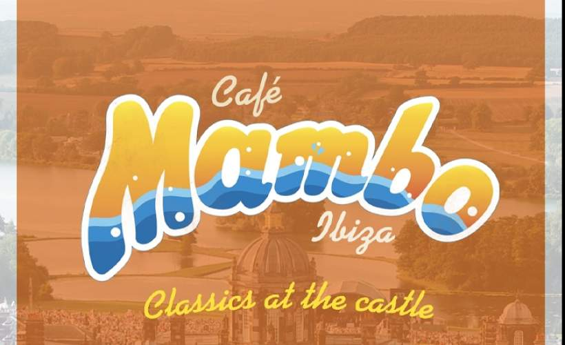 Cafe Mambo - Classics at the Castle tickets