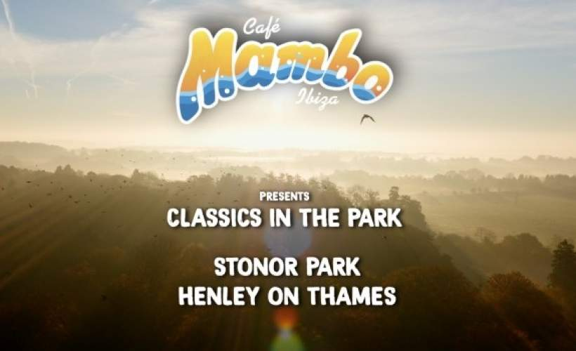 Cafe Mambo Classics in the Park - Henley-On-Thames tickets