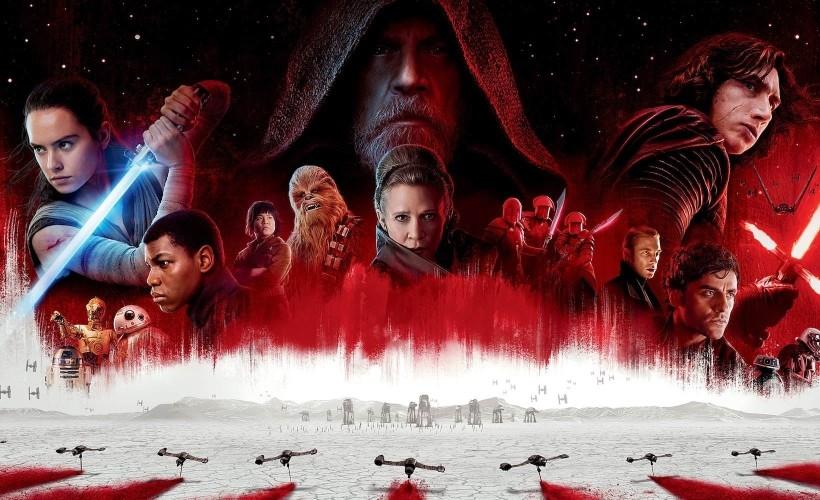 Cinema Club #2 - Star Wars: The Last Jedi tickets