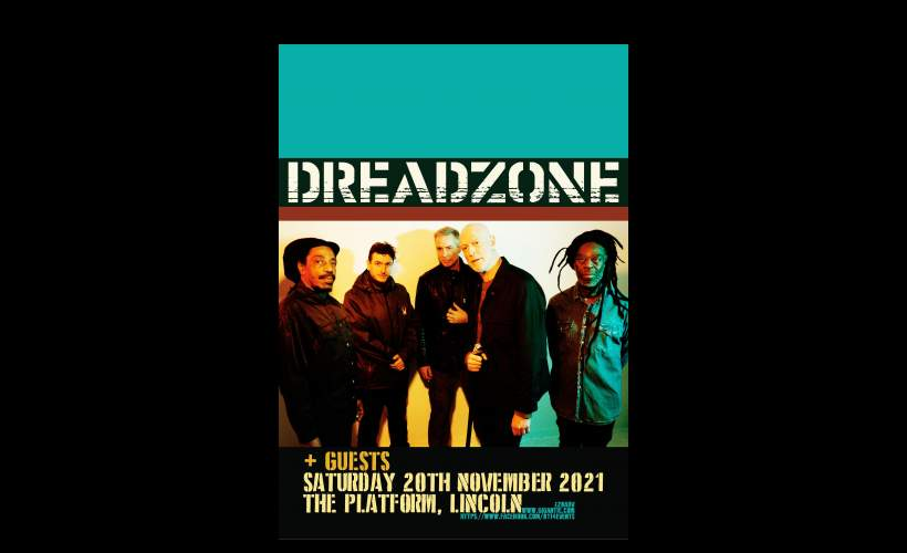 Dreadzone plus Special Guests tickets