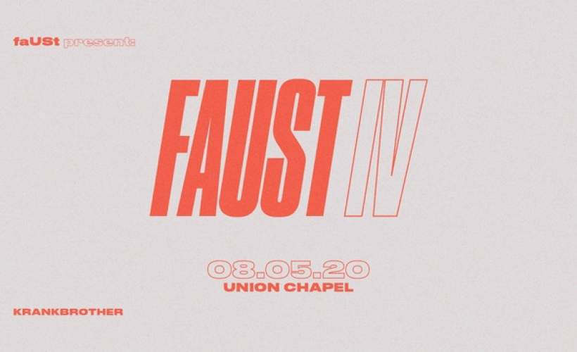 faUst play FAUST IV tickets