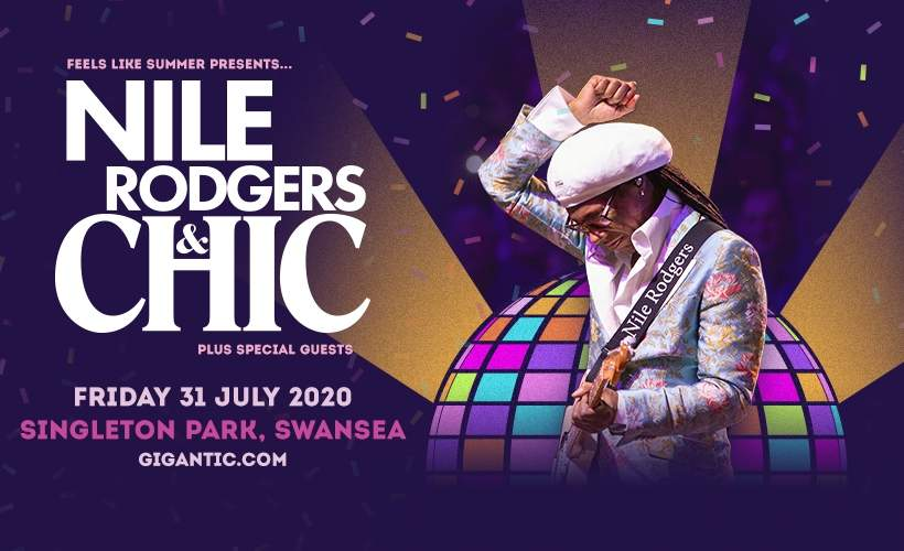 Feels Like Summer presents Nile Rodgers & Chic tickets