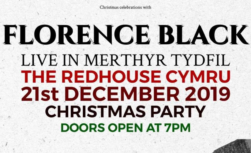Florence Black tickets
