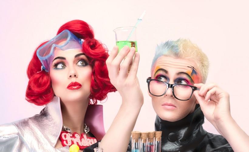Frisky & Mannish: Pop Lab tickets