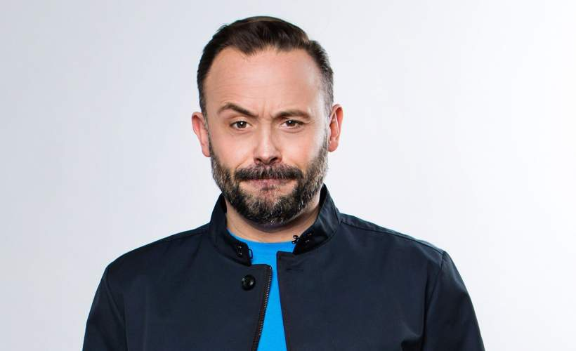 Geoff Norcott: Taking Liberties tickets