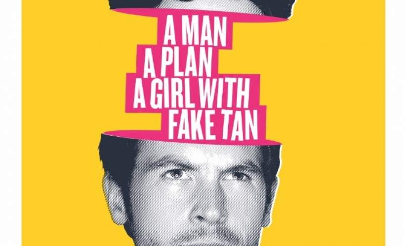 George Lewis: A Man, A Plan, A Girl With Fake Tan tickets