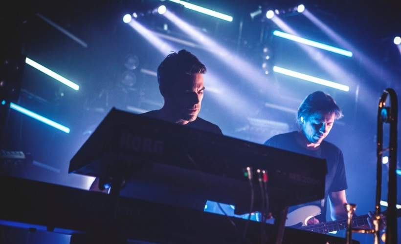 Greenwich Music Time - Groove Armada  tickets