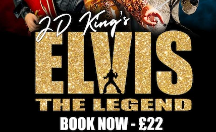 JD King's - Elvis The Legend tickets