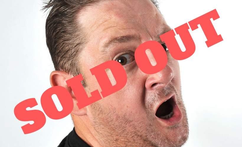 Johnny Vegas Headlines: A Comedy Special tickets