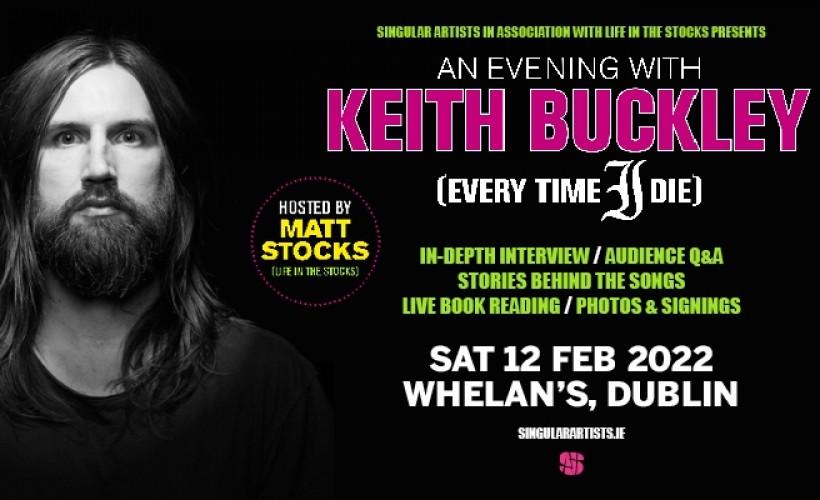 Keith Buckley  tickets
