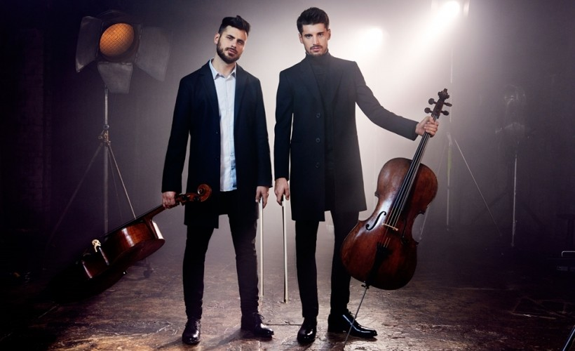 Kew The Music - 2Cellos tickets