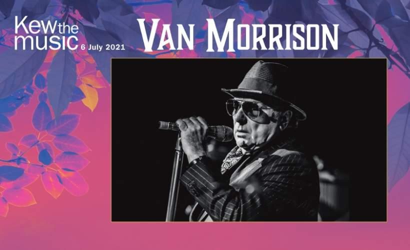 Kew The Music: Van Morrison tickets