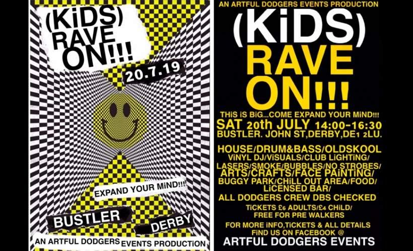 (KiDS) Rave On!!! tickets