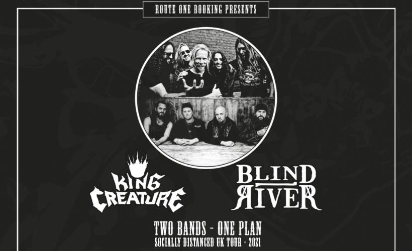 King Creature & Blind River at The Lanes, Bristol tickets