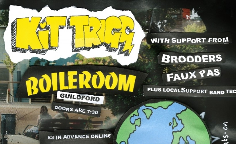 Kit Trigg tickets