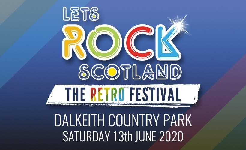Let's Rock Scotland! tickets