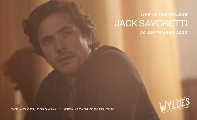 Live In The Wyldes - Jack Savoretti tickets