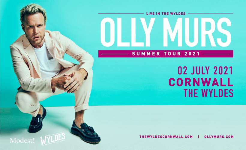 Live In The Wyldes - Olly Murs tickets