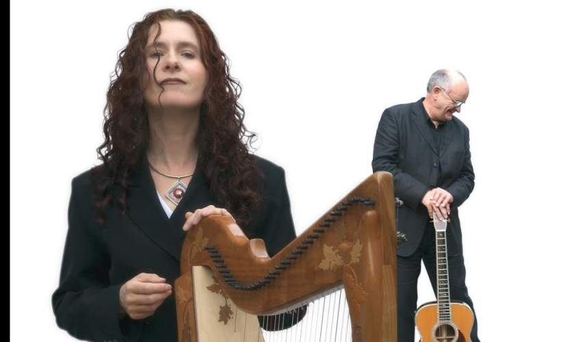 Maire Ni Chathasaigh and Chris Newman in Concert tickets