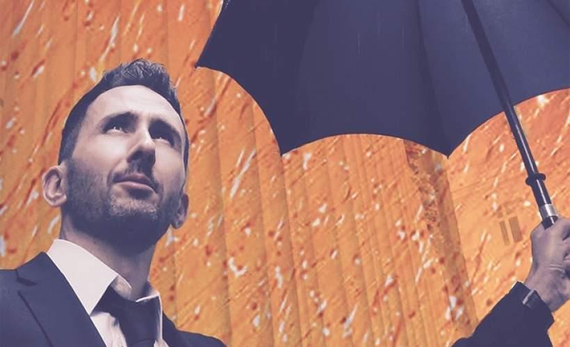 Nathan Cassidy: my Shawshank Redemption (work in progress) tickets