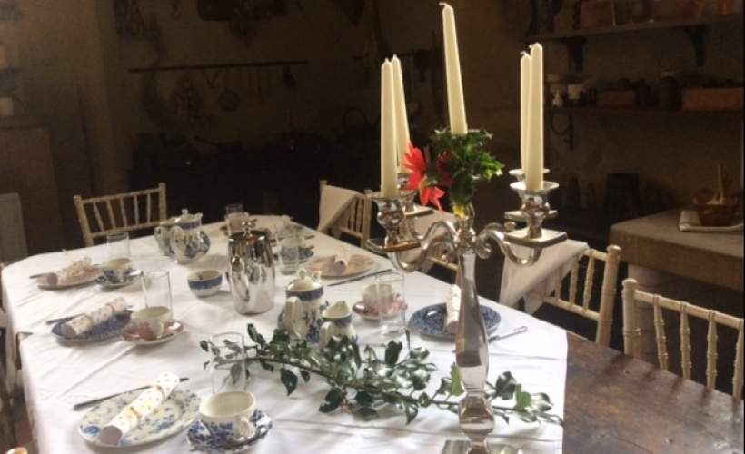 Newstead Abbey Christmas Afternoon Tea tickets