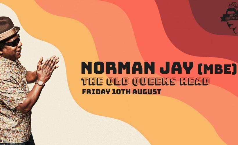 Norman Jay tickets