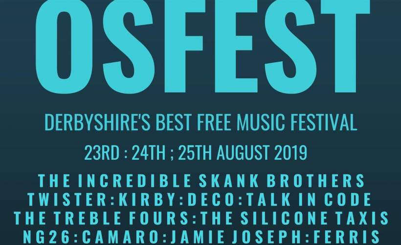 Osfest 2019 tickets