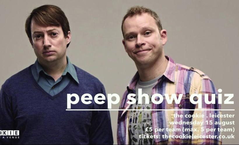 Peep Show part 2 Quiz tickets