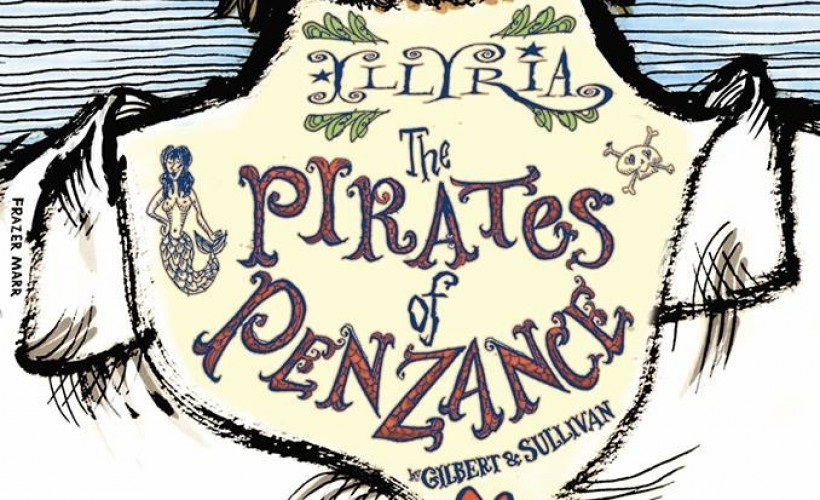 Pirates of Penzance tickets