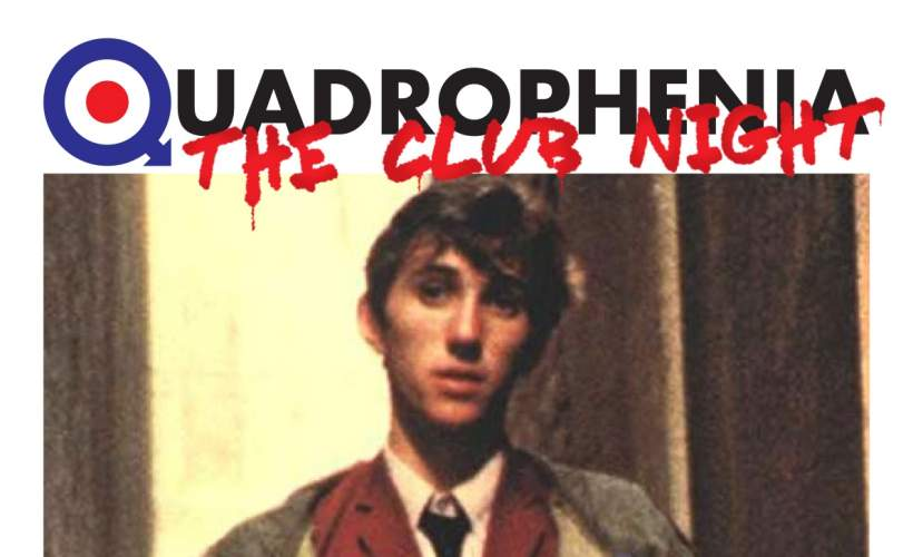 Quadrophenia - The Club Night tickets