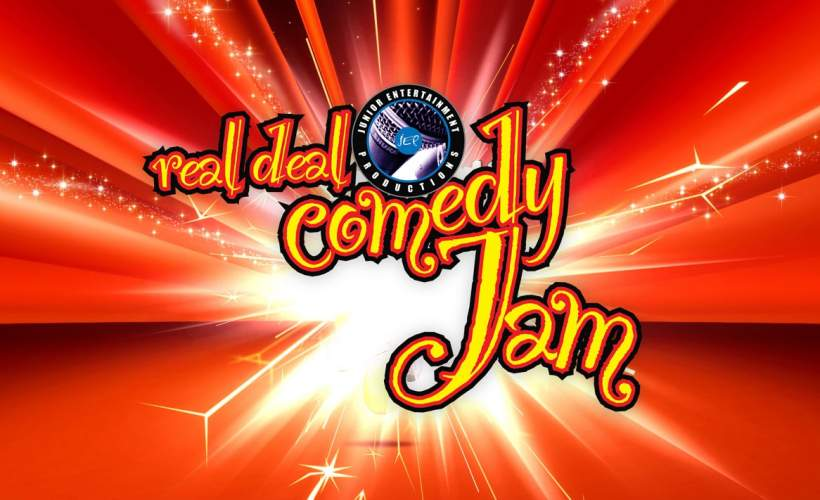 Real Deal Comedy Jam SCREAM OUT tickets