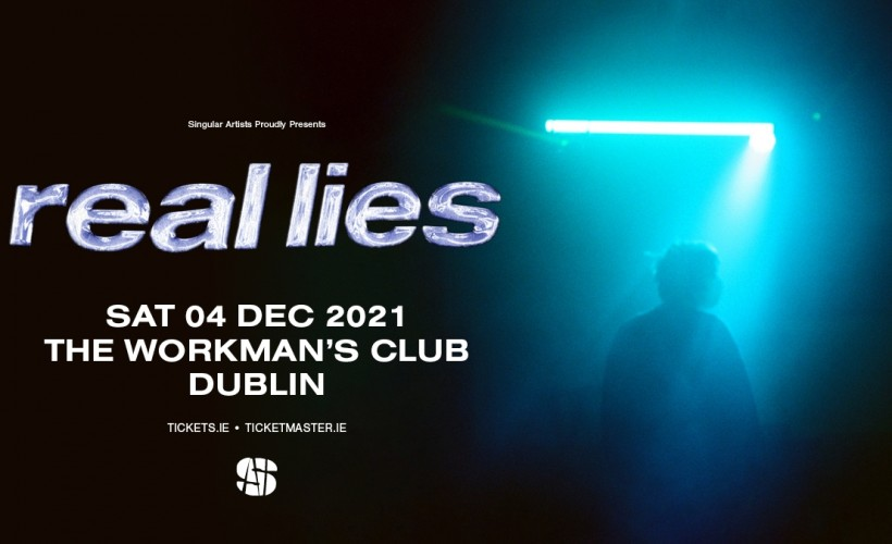 Real Lies tickets