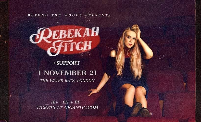 Rebekah Fitch tickets